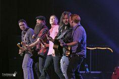 05-01-15- Turning Stone Showroom Justin, Nathan, Scotty, Jeff, Dylan
