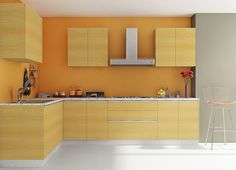 Select your favorite L shaped modular kitchen from a wide range of L shaped kitchen furniture designs manufactured in the best state of the art factory in India. Kitchen Furniture, Kitchen Interior, Living Room Furniture, Furniture Design, Furniture Nyc, Furniture Websites, Furniture Dolly, Furniture Ideas, Cabinet Door Styles