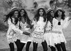 Light Brigade, US Vogue March 2015 @blackswanballet