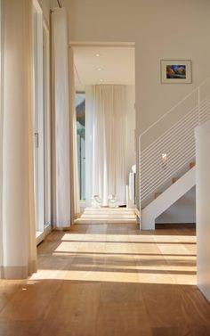 Erschließung : Moderner Flur, Diele U0026 Treppenhaus Von Möhring Architekten