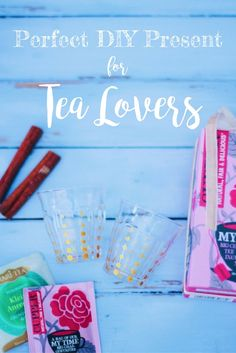 Perfect DIY Present for Tea Lovers - Pippa Pie-Maker
