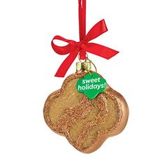 Department 56 Girl Scouts of America by Trefoil Cookie Ornament