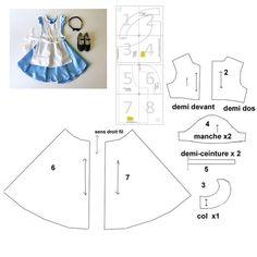 Como hacer un disfraz de Alicia en el pais de las maravillas