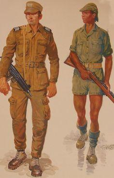 Portuguese Angolan Reservists