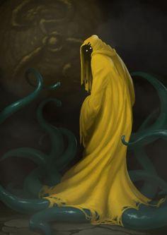 soulthrashingblacksorcery:    Hastur, The King in Yellow