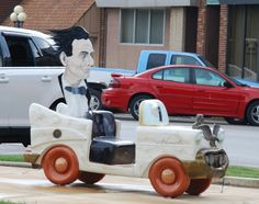 In Pontiac Illinois  http://route66jp.info Route 66 blog…