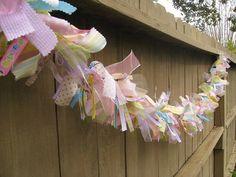 Easter Egg Garland  Easter Banner  Easter by AWorkofHeartSA, $75.00