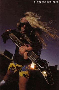 Jeff Hanneman in Hell | Jeff Hanneman