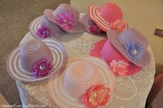 Birthday Tea Party - The Activities - Celebrate Every Day With Me