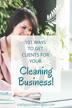 101 Ways to Get Clients for Your Cleaning Business! - Start Your Cleaning Biz Wohnung Reinigen 101 Ways to Get Clients for Your Cleaning Business Cleaning Service Logo, Cleaning Company Logo, Commercial Cleaning Company, Cleaning Business Cards, Cleaning Companies, House Cleaning Services, House Cleaning Tips, Carpet Cleaning Business, Professional Cleaning Services