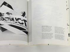Oh My Grid: Typography II Process Book by Enze Foo, via Behance