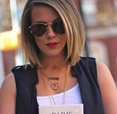 La mayoría de 2016 cortes de pelo corto y mediano populares //  #2016 #Cortes #corto #mayoría #Mediano #pelo #populares