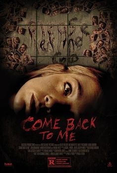 "Scotty is back to review a twisted horror film where a marriage is falling apart for incredible reasons in ""Come Back to Me""!"