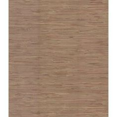 Brewster 56 sq. ft. Faux Grasscloth Leaf Wallpaper - 144-59639 at The Home Depot