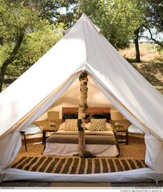 Cool Glamping Ideas