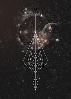 Sacred Geometry Tattoo, Magic Symbols, Flower Mandala, Sacred Art, Back To Nature, Pics Art, Geometric Art, Body Art Tattoos, Art Inspo