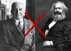 Nem estatismo nem liberalismo | #Capitalismo, #Estatismo, #Liberalismo, #Marx, #Mises
