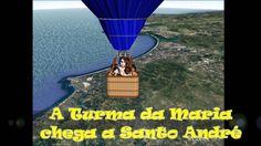 A Turma da Maria chega a Santo André no Balão da REMAX