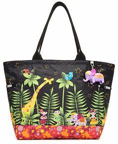 LeSportsac Handbag, Picture Tote - All Handbags - Handbags & Accessories - Macy's