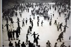Skaters at Whitley Bay Ice Rink in the North East England, Ice Rink, Sense Of Place, Historical Pictures, Old Pictures, Newcastle, Great Britain, Lighthouse, Seaside