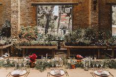Slow wedding en un invernadero · Foto, The Visual Partners · Wedding planner, Happy Endings Barcelona