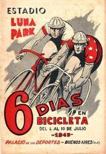 Luna Park 1945! #bicicletas #bikes