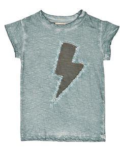 fed t-shirt - nogt lignende str 98-104