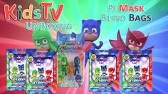 Gideon and Logan open up a PJ Masks Egg Surprise is filled with 5 amazing PJ MASKS blind bag.  PJ MASKS blind bag. 12 figures to collect. Each bag includes one figure. Figures include: Amaya Greg Connor Rare Connor (in pjs) Owelette Gekko Catboy standing Catboy crouching Luna Girl Romeo Night Ninja and a Ninjalino.  Please Subscribe Share Comment and Like!!!   Please show your support by commenting and subscribing to our channel. We would love to hear from you. Thanks for watching and…
