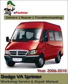 download dodge nitro service repair manual 2007 2008 dodge service rh pinterest com 2007 dodge sprinter shop manual 2007 dodge sprinter 2500 repair manual