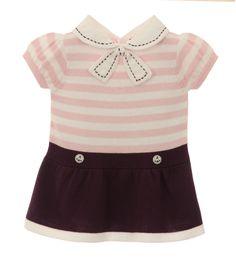 Sailor Sweater Dress Ensemble