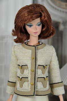 """Jackie Kennedy Outfit"" Barbie"