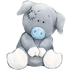 Carte Blanche - My Blue Nose Friends - Truffles