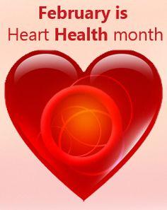 February is heart health month. Heart Health Month, Heart Month, February Awareness Month, Heart Facts, Healthy Heart Tips, Heart Diet, Open Heart Surgery, Congenital Heart Defect, Hearts