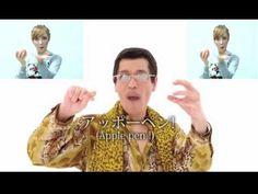 PPAP (Pen Pineapple Apel Pen) trand topik 23.000.000 kali tanyang dalam ...