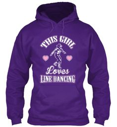 This Girl Loves Line Dancing | Teespring