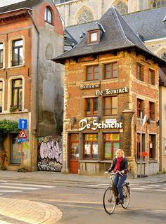 Restaurant in Antwerp
