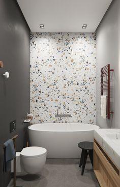 Home Room Design, Home Interior Design, House Design, Bathroom Design Luxury, Modern Bathroom Design, Bathroom Goals, Small Bathroom, Toilet Design, Shower Remodel