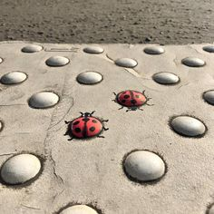 In Lyon, this street artist plays with the elements of the street to surprise the residents - street art sur matériel urbain - Art Lyon, Land Art, Graffiti, Bansky, Yarn Bombing, French Artists, Whimsical Art, Street Artists, Humor