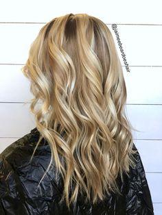 Blonde bayalage using matrix light master and allnutrient color line