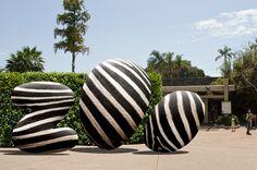 San Diego Zoo rebrand by Landor – rendering of dimensional logo