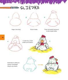 Kniha: Nauč sa kresliť zvieratká a postavičky (Rosa M. Curtová)   bux.sk