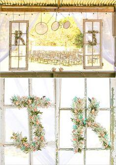 22 ideas únicas para decorar tu boda con letras Image: 18