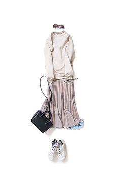 Japanese Fashion, Asian Fashion, Look Fashion, Daily Fashion, Autumn Fashion, Spring Fashion, Modest Fashion, Fashion Outfits, Womens Fashion