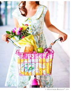 Put on a cute frock and pack your bike basket and come visit us today for some SALE bargains.
