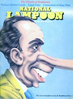 National Lampoon Magazine  # 29 - August 1972 pdf Back Issues Collection  Archives Download DVD Ebay