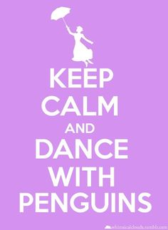 Dance with penguins