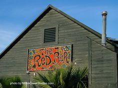 The Red Bar – The Red Bar – Grayton Beach, Florida