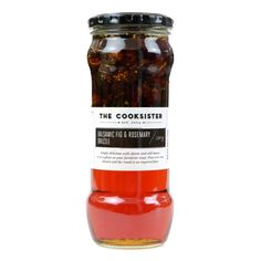 The Cooksister Gourmet Deli range is the brainchild of Cape Town foodie, Rimona Taljaard, who decided to take her favourite flavours and use them to enliven hom How To Dry Rosemary, Dried Figs, Good Find, Balsamic Vinegar, Cape Town, Deli, Range, Stuffed Peppers, Food