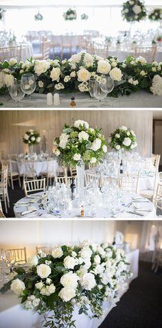 Real Wedding - Zoë & Junior's Idyllic White Wedding at Combermere Abbey Wedding Themes, Wedding Designs, Wedding Colors, Wedding Styles, Wedding Venues, Winter Wedding Flowers, Flower Bouquet Wedding, Fall Wedding, Combermere Abbey