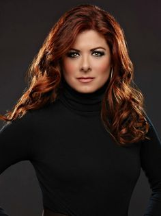 debra messing #smash